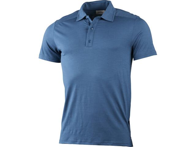 Lundhags Gimmer Kortærmet T-shirt Herrer, azure
